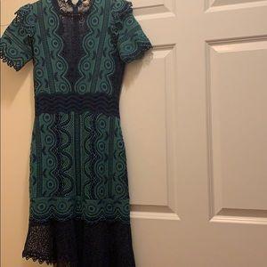 Luxury brand Sea knit dress